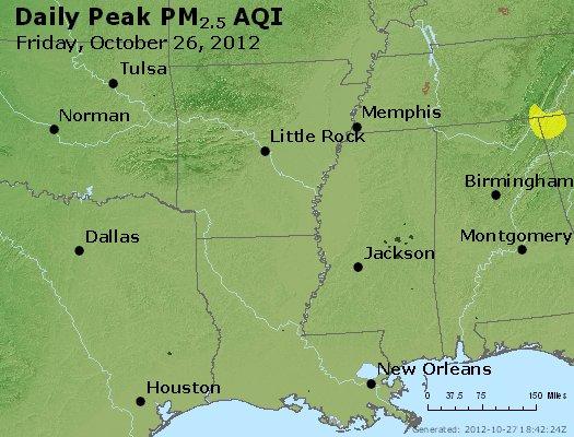 Peak Particles PM2.5 (24-hour) - https://files.airnowtech.org/airnow/2012/20121026/peak_pm25_ar_la_ms.jpg