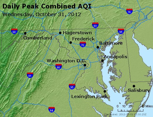 Peak AQI - https://files.airnowtech.org/airnow/2012/20121031/peak_aqi_maryland.jpg