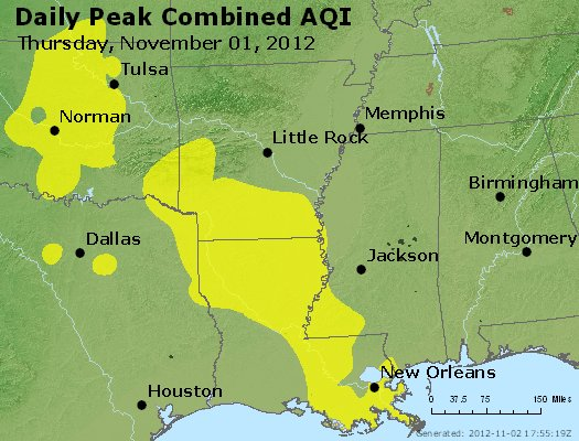 Peak AQI - https://files.airnowtech.org/airnow/2012/20121101/peak_aqi_ar_la_ms.jpg