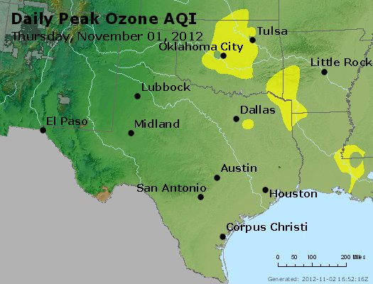Peak Ozone (8-hour) - https://files.airnowtech.org/airnow/2012/20121101/peak_o3_tx_ok.jpg