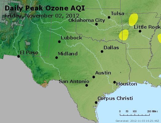 Peak Ozone (8-hour) - https://files.airnowtech.org/airnow/2012/20121102/peak_o3_tx_ok.jpg