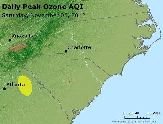 Peak Ozone (8-hour) - https://files.airnowtech.org/airnow/2012/20121103/peak_o3_nc_sc.jpg