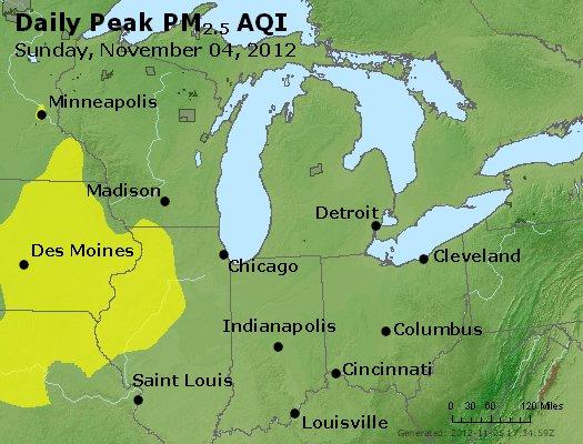 Peak Particles PM2.5 (24-hour) - https://files.airnowtech.org/airnow/2012/20121104/peak_pm25_mi_in_oh.jpg