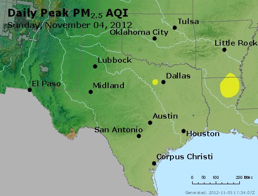 Peak Particles PM2.5 (24-hour) - https://files.airnowtech.org/airnow/2012/20121104/peak_pm25_tx_ok.jpg