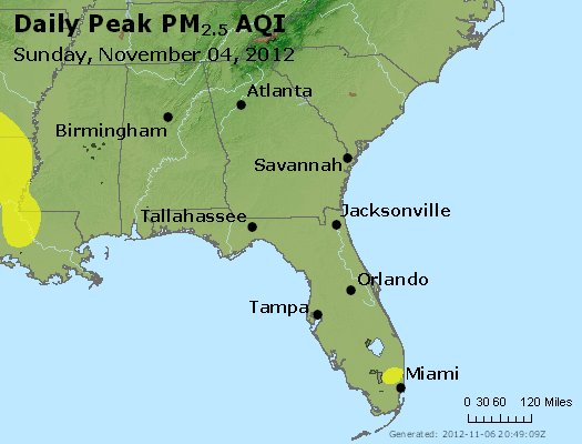 Peak Particles PM2.5 (24-hour) - https://files.airnowtech.org/airnow/2012/20121105/peak_pm25_al_ga_fl.jpg