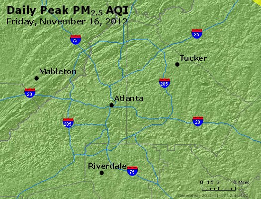 Peak Particles PM<sub>2.5</sub> (24-hour) - https://files.airnowtech.org/airnow/2012/20121116/peak_pm25_atlanta_ga.jpg