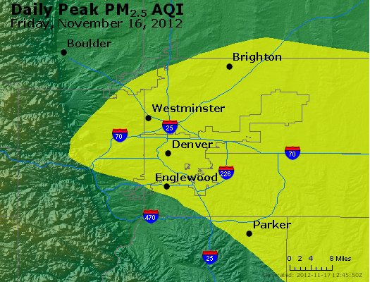 Peak Particles PM<sub>2.5</sub> (24-hour) - https://files.airnowtech.org/airnow/2012/20121116/peak_pm25_denver_co.jpg