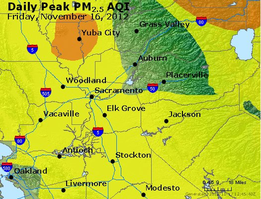 Peak Particles PM<sub>2.5</sub> (24-hour) - https://files.airnowtech.org/airnow/2012/20121116/peak_pm25_sacramento_ca.jpg