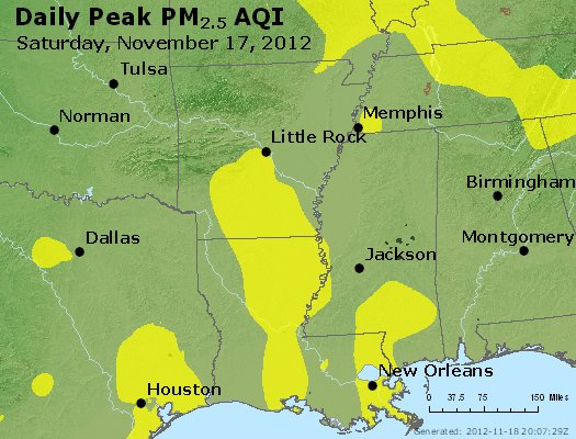 Peak Particles PM2.5 (24-hour) - https://files.airnowtech.org/airnow/2012/20121117/peak_pm25_ar_la_ms.jpg
