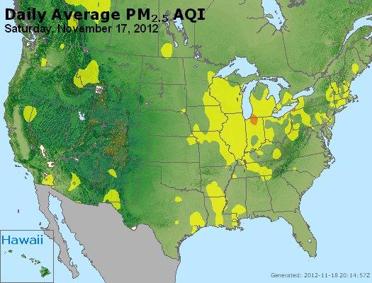 Peak Particles PM<sub>2.5</sub> (24-hour) - https://files.airnowtech.org/airnow/2012/20121117/peak_pm25_usa.jpg