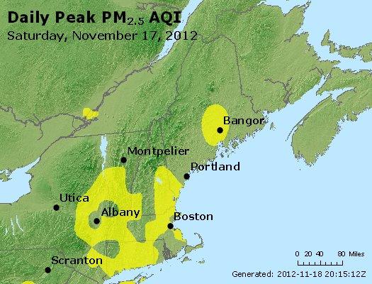Peak Particles PM2.5 (24-hour) - https://files.airnowtech.org/airnow/2012/20121117/peak_pm25_vt_nh_ma_ct_ri_me.jpg