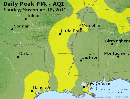 Peak Particles PM2.5 (24-hour) - https://files.airnowtech.org/airnow/2012/20121118/peak_pm25_ar_la_ms.jpg