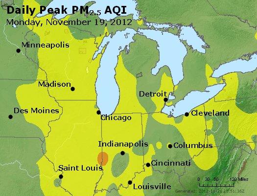 Peak Particles PM2.5 (24-hour) - https://files.airnowtech.org/airnow/2012/20121119/peak_pm25_mi_in_oh.jpg