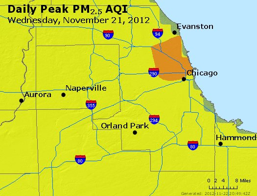 Peak Particles PM2.5 (24-hour) - https://files.airnowtech.org/airnow/2012/20121121/peak_pm25_chicago_il.jpg