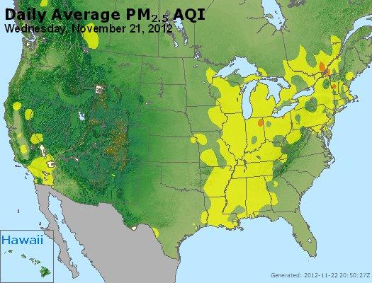 Peak Particles PM<sub>2.5</sub> (24-hour) - https://files.airnowtech.org/airnow/2012/20121121/peak_pm25_usa.jpg