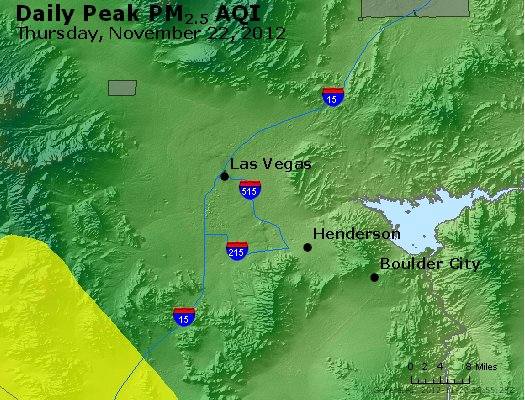 Peak Particles PM<sub>2.5</sub> (24-hour) - https://files.airnowtech.org/airnow/2012/20121122/peak_pm25_lasvegas_nv.jpg