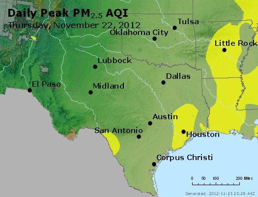 Peak Particles PM2.5 (24-hour) - https://files.airnowtech.org/airnow/2012/20121122/peak_pm25_tx_ok.jpg