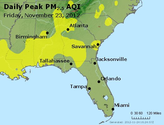 Peak Particles PM2.5 (24-hour) - https://files.airnowtech.org/airnow/2012/20121123/peak_pm25_al_ga_fl.jpg
