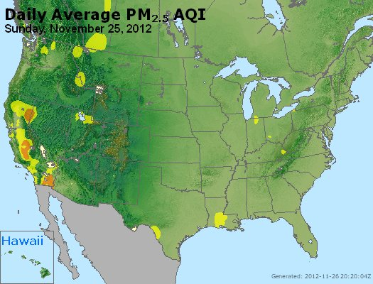 Peak Particles PM<sub>2.5</sub> (24-hour) - https://files.airnowtech.org/airnow/2012/20121125/peak_pm25_usa.jpg