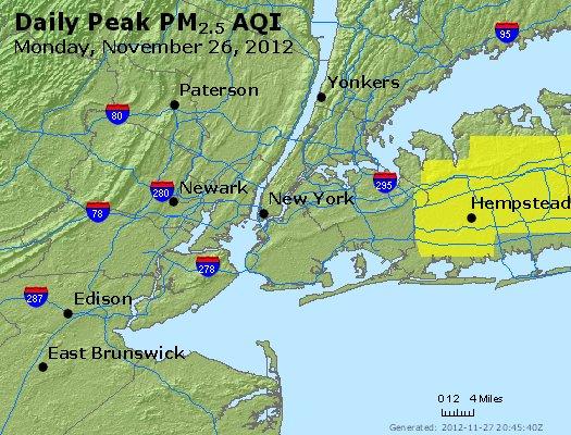 Peak Particles PM<sub>2.5</sub> (24-hour) - https://files.airnowtech.org/airnow/2012/20121126/peak_pm25_newyork_ny.jpg