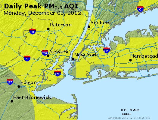 Peak Particles PM<sub>2.5</sub> (24-hour) - https://files.airnowtech.org/airnow/2012/20121203/peak_pm25_newyork_ny.jpg