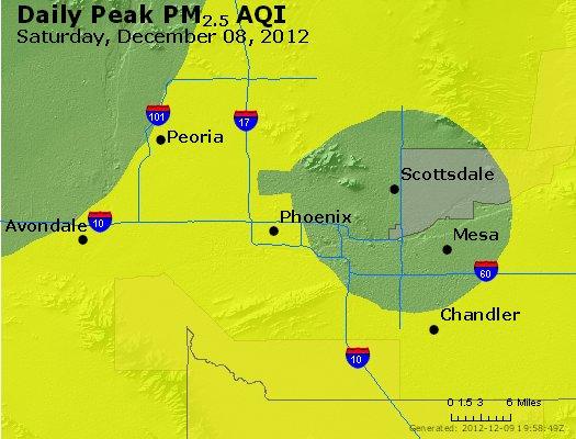 Peak Particles PM<sub>2.5</sub> (24-hour) - https://files.airnowtech.org/airnow/2012/20121208/peak_pm25_phoenix_az.jpg