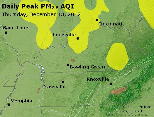 Peak Particles PM<sub>2.5</sub> (24-hour) - https://files.airnowtech.org/airnow/2012/20121213/peak_pm25_ky_tn.jpg