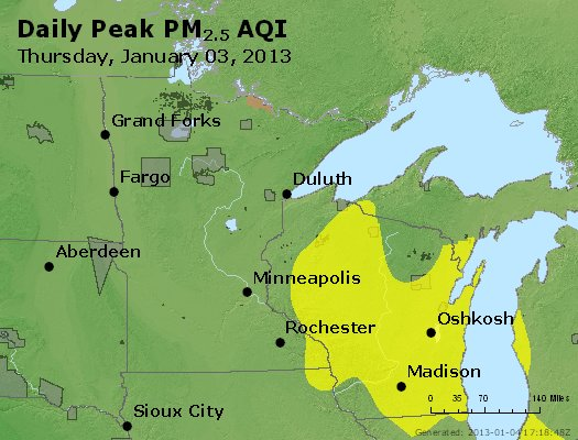 Peak Particles PM2.5 (24-hour) - https://files.airnowtech.org/airnow/2013/20130103/peak_pm25_mn_wi.jpg