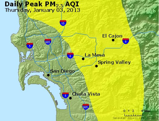 Peak Particles PM2.5 (24-hour) - https://files.airnowtech.org/airnow/2013/20130103/peak_pm25_sandiego_ca.jpg