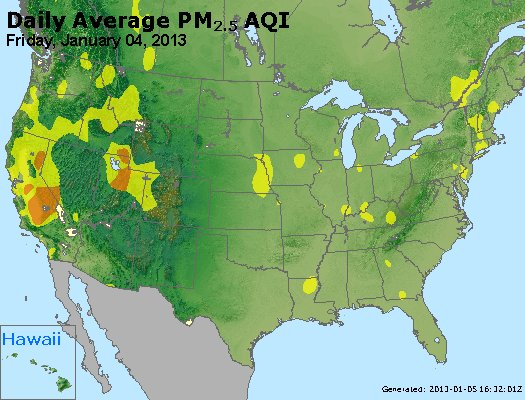 Peak Particles PM2.5 (24-hour) - https://files.airnowtech.org/airnow/2013/20130104/peak_pm25_usa.jpg
