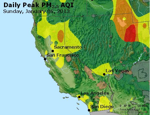 Peak Particles PM2.5 (24-hour) - https://files.airnowtech.org/airnow/2013/20130106/peak_pm25_ca_nv.jpg