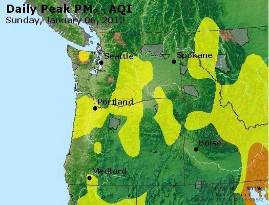 Peak Particles PM2.5 (24-hour) - https://files.airnowtech.org/airnow/2013/20130106/peak_pm25_wa_or.jpg