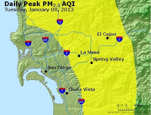 Peak Particles PM2.5 (24-hour) - https://files.airnowtech.org/airnow/2013/20130108/peak_pm25_sandiego_ca.jpg