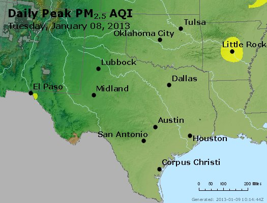 Peak Particles PM2.5 (24-hour) - https://files.airnowtech.org/airnow/2013/20130108/peak_pm25_tx_ok.jpg