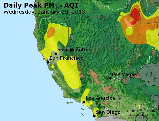 Peak Particles PM2.5 (24-hour) - https://files.airnowtech.org/airnow/2013/20130109/peak_pm25_ca_nv.jpg