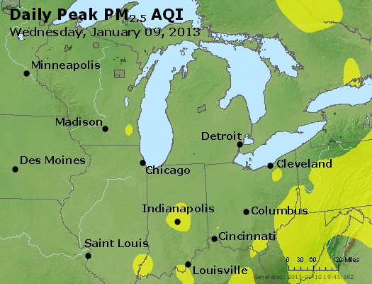 Peak Particles PM2.5 (24-hour) - https://files.airnowtech.org/airnow/2013/20130109/peak_pm25_mi_in_oh.jpg
