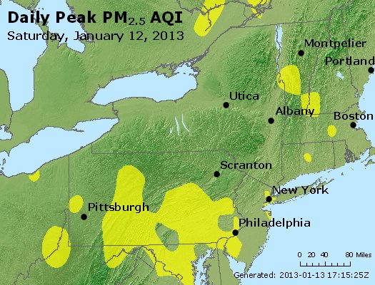 Peak Particles PM<sub>2.5</sub> (24-hour) - https://files.airnowtech.org/airnow/2013/20130112/peak_pm25_ny_pa_nj.jpg