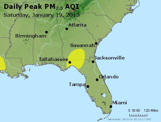 Peak Particles PM2.5 (24-hour) - https://files.airnowtech.org/airnow/2013/20130119/peak_pm25_al_ga_fl.jpg