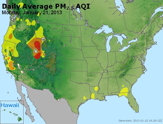 Peak Particles PM2.5 (24-hour) - https://files.airnowtech.org/airnow/2013/20130121/peak_pm25_usa.jpg