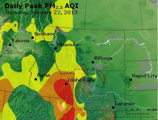 Peak Particles PM2.5 (24-hour) - https://files.airnowtech.org/airnow/2013/20130122/peak_pm25_mt_id_wy.jpg