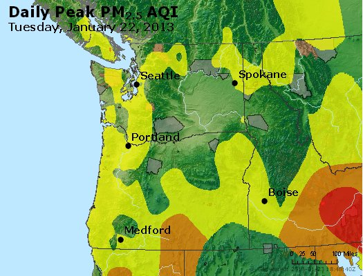 Peak Particles PM2.5 (24-hour) - https://files.airnowtech.org/airnow/2013/20130122/peak_pm25_wa_or.jpg