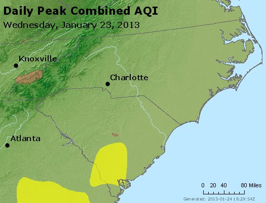 Peak AQI - https://files.airnowtech.org/airnow/2013/20130123/peak_aqi_nc_sc.jpg