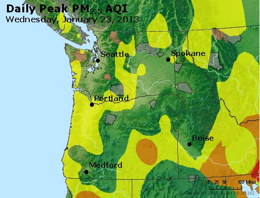 Peak Particles PM2.5 (24-hour) - https://files.airnowtech.org/airnow/2013/20130123/peak_pm25_wa_or.jpg