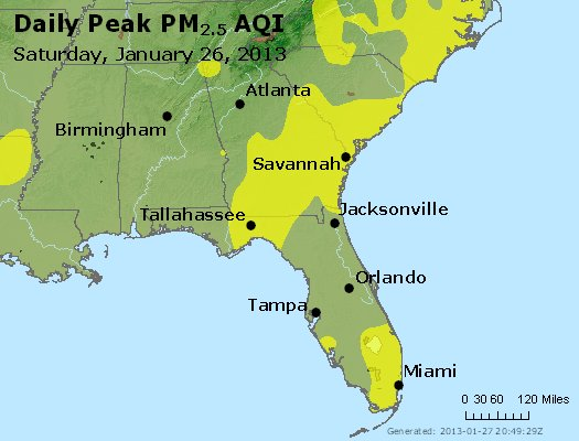 Peak Particles PM2.5 (24-hour) - https://files.airnowtech.org/airnow/2013/20130126/peak_pm25_al_ga_fl.jpg