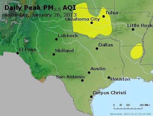 Peak Particles PM2.5 (24-hour) - https://files.airnowtech.org/airnow/2013/20130126/peak_pm25_tx_ok.jpg