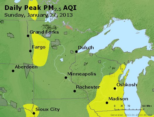 Peak Particles PM2.5 (24-hour) - https://files.airnowtech.org/airnow/2013/20130127/peak_pm25_mn_wi.jpg