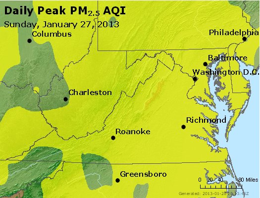 Peak Particles PM2.5 (24-hour) - https://files.airnowtech.org/airnow/2013/20130127/peak_pm25_va_wv_md_de_dc.jpg