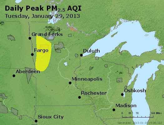 Peak Particles PM2.5 (24-hour) - https://files.airnowtech.org/airnow/2013/20130129/peak_pm25_mn_wi.jpg