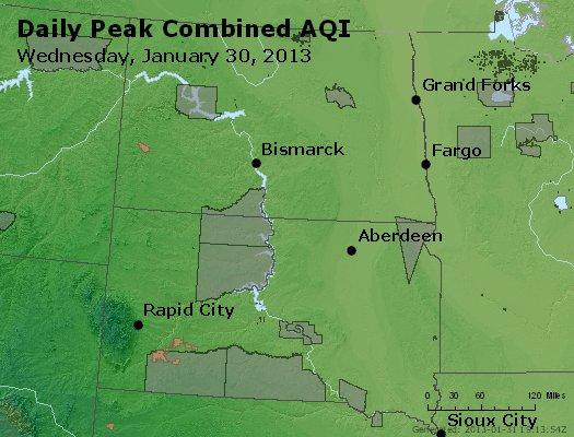 Peak AQI - https://files.airnowtech.org/airnow/2013/20130130/peak_aqi_nd_sd.jpg