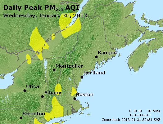 Peak Particles PM2.5 (24-hour) - https://files.airnowtech.org/airnow/2013/20130130/peak_pm25_vt_nh_ma_ct_ri_me.jpg